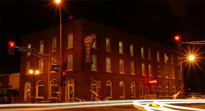 Palmer House Hotel in Sauk Centre, MN