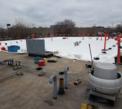 Winter Prep For Flat Roofs