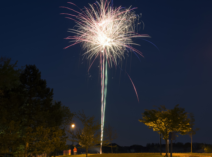 Fireworks Safety: Protect Your Home and Your Family this Fourth of July