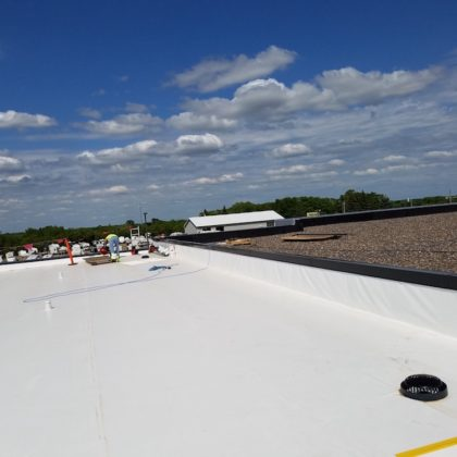 Leaking Roof? Try These 9 Tips to Protect Your Commercial Roof