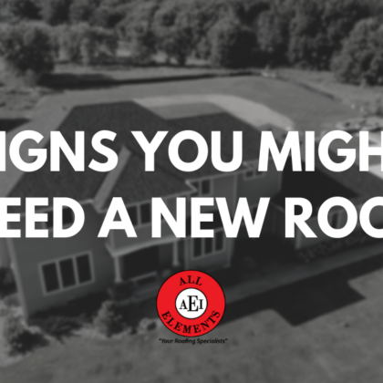 Do I Need a New Roof? 9 Hints That It Might Be Time
