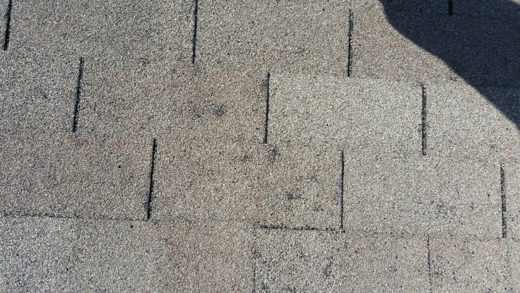 Storm Damage to your roof by All Elements